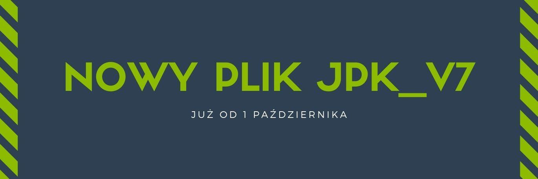 Zdjęcie dla newsa Nowy plik JPK_V7 już od 1 października